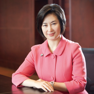 Pansy Ho (Vice Chairman and Secretary-General at GTEF)