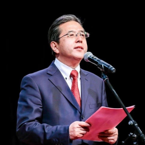 Weizhong Chen (Director-General of Gansu Provincial Department of Culture and Tourism, China)