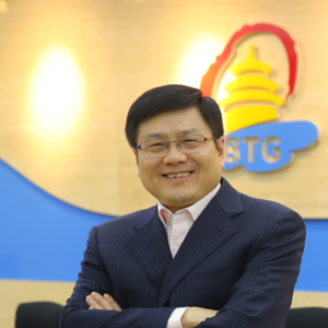 Fan Bai (General Manager at Beijing Tourism Group)