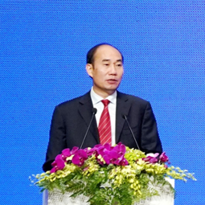 Jianbo Zhong (Deputy Director-General of the Department of Intangible Cultural Heritage)